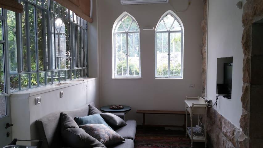 Beautiful Apartment in Ein Kerem