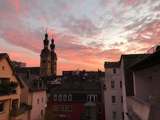 Awesome View in the old City-Centre