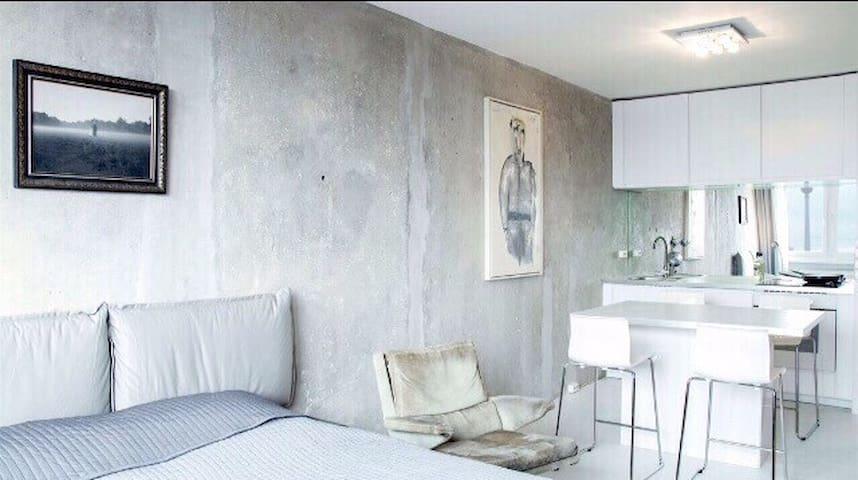 Cosy Designer View Apartment Mitte