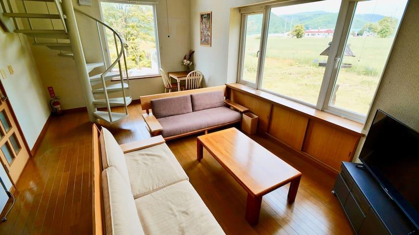 Biei, Kamikawa District的民宿