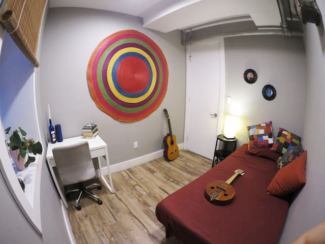 Perfect Little Room in Manhattan, w/ Private Patio