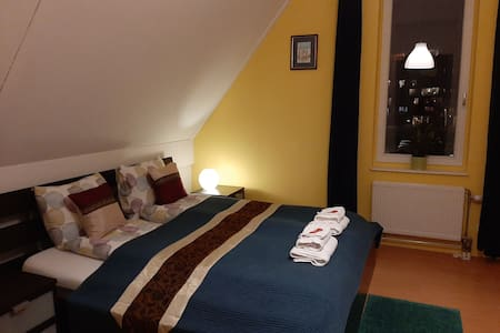 Spacious Room with Breakfast & Bikes Incl.