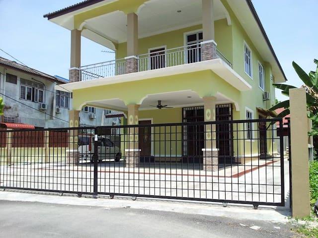 哥打巴鲁(Kota Bharu)的民宿