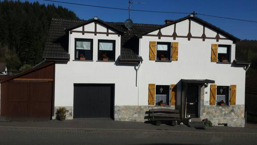 Wimbach的民宿