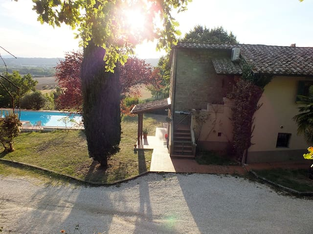 Countryside house in Perugia - Assisi