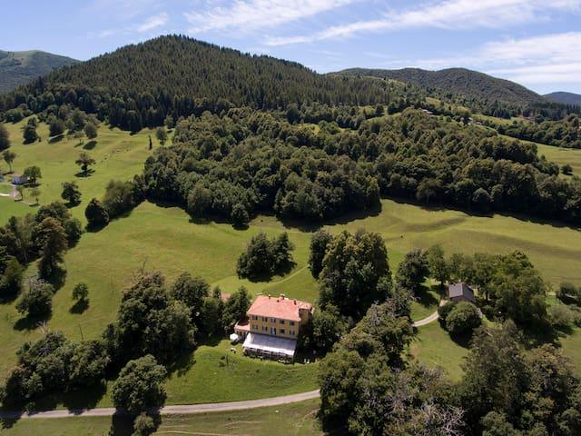 San Fedele Intelvi的民宿
