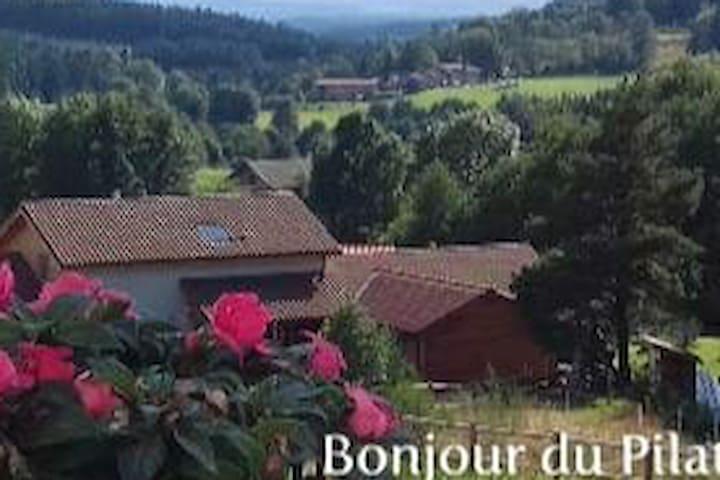 Saint-Régis-du-Coin的民宿