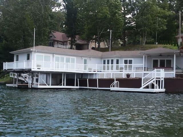 Waterfront on Wilson Lake