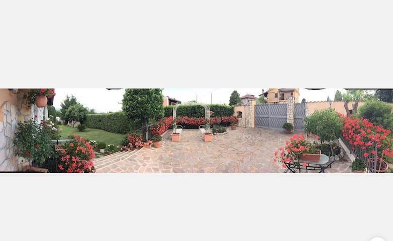 Carchitti的民宿