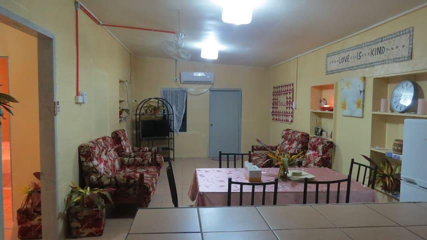 Funafuti的民宿