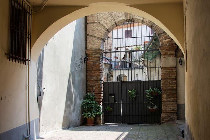Moncalvo的民宿