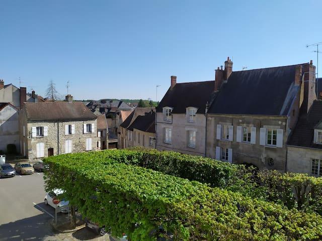 Crépy-en-Valois的民宿