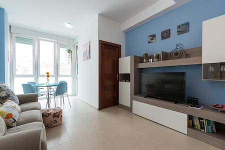 APARTAMENT 2 BEDROOMS 100 MTS. FROM THE BEACH