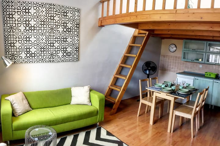 Well-located  Bright and Cozy Apartment