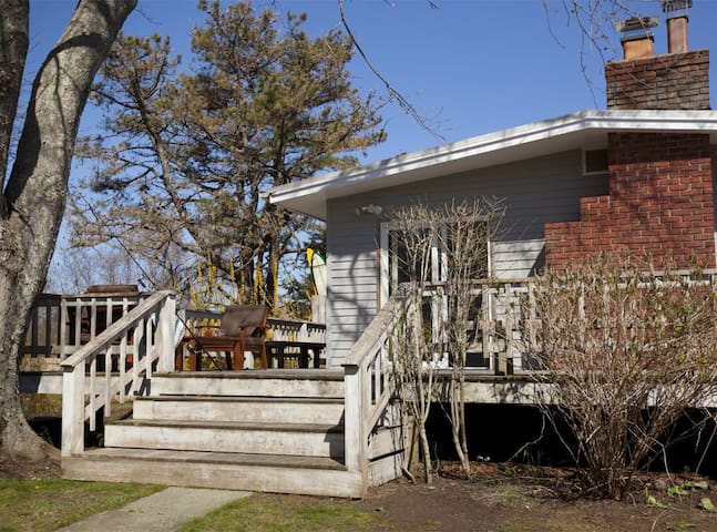 Work from a Modern Montauk Cottage - Reduced!