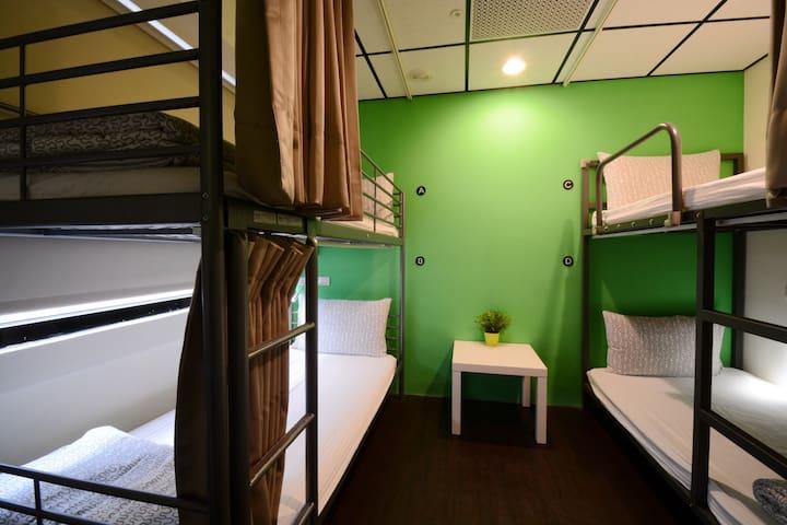 板桥区的民宿