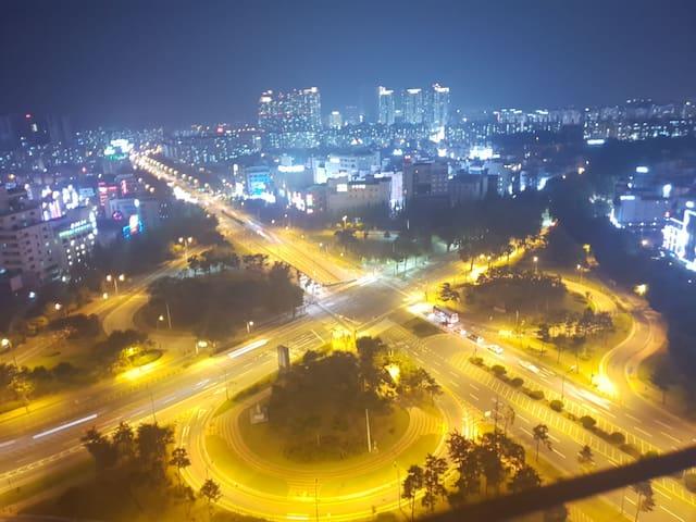 Heungdeok-gu, Cheongju-si的民宿
