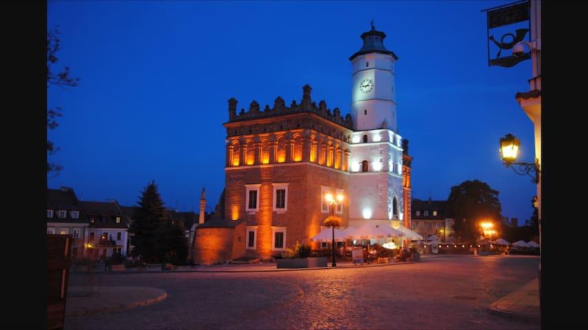 Sandomierz的民宿