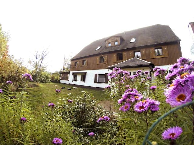 Neuhausen/Erzgebirge的民宿