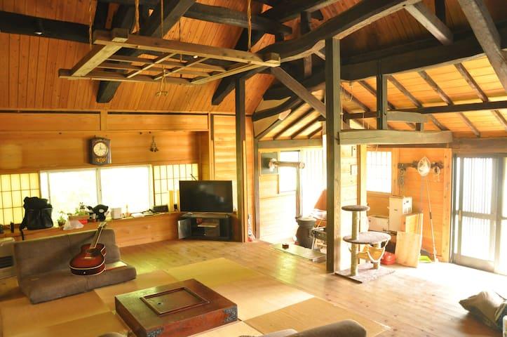 Traditional Japanese House Senzu  Hermitage.