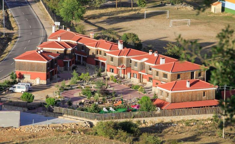 Las Majadas的民宿