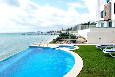 Casa Tikul - Luxury Rental Cancun Mexico