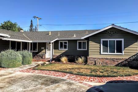 Spacious Willow Glen Ranch Home - Family Friendly