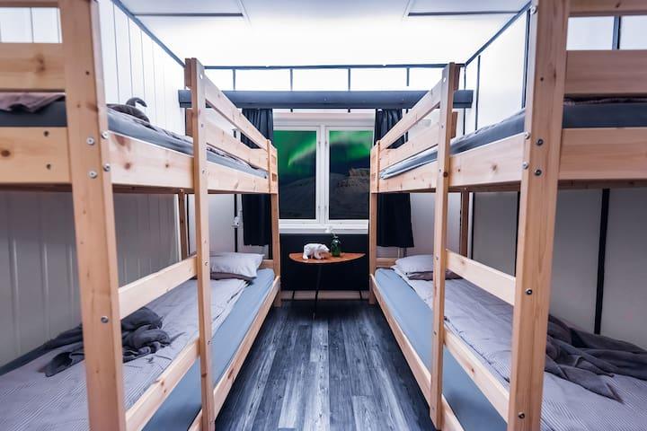 Gjestehuset102- A bed in a Dorm