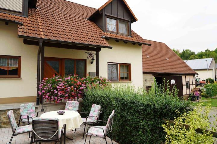 Creglingen的民宿