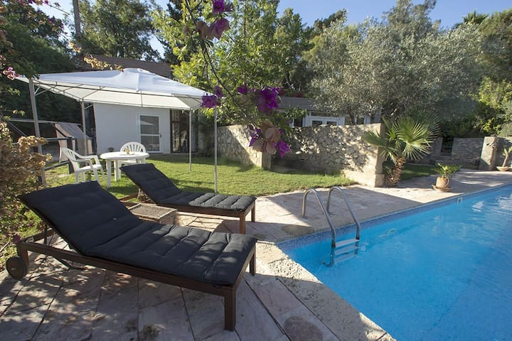 Jerusalem Pool House