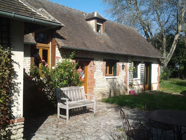 Vexin-sur-Epte的民宿