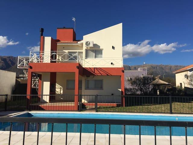 Villa de Merlo的民宿