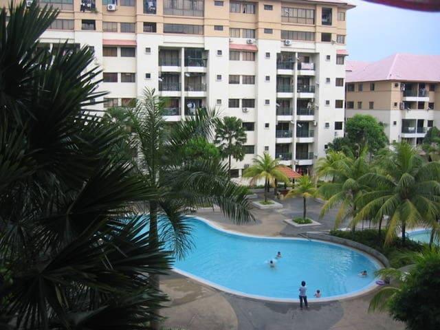 巴生(Klang)的民宿