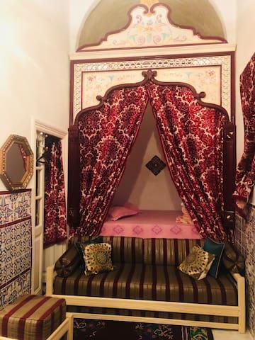 Kairouan的民宿
