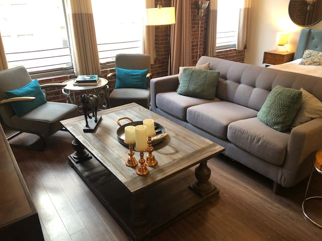 Designer Downtown LA Apartment