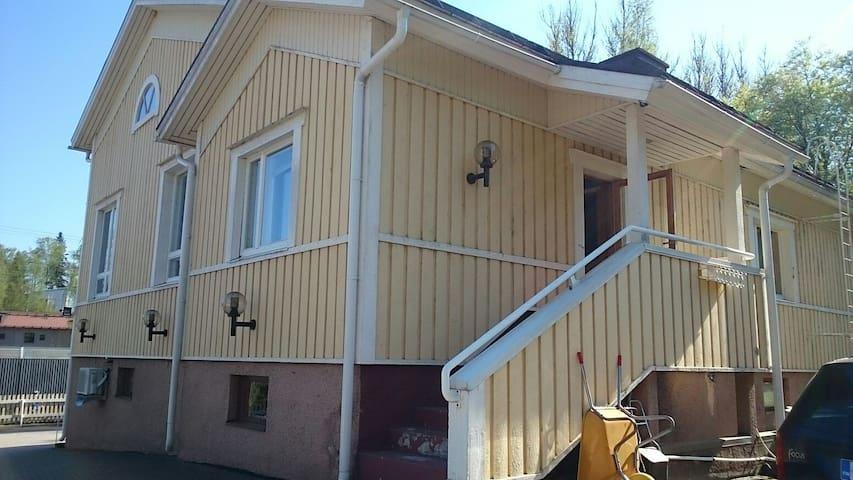 赫尔辛基的民宿