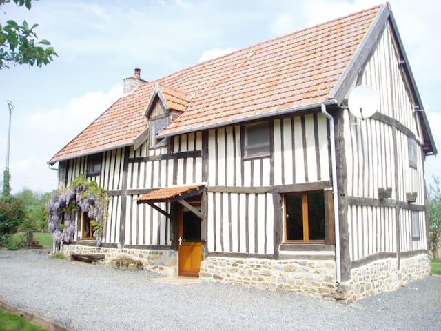 Isigny-le-Buat的民宿