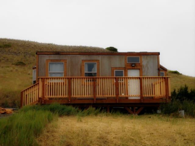 Tiny House under the Big Sky