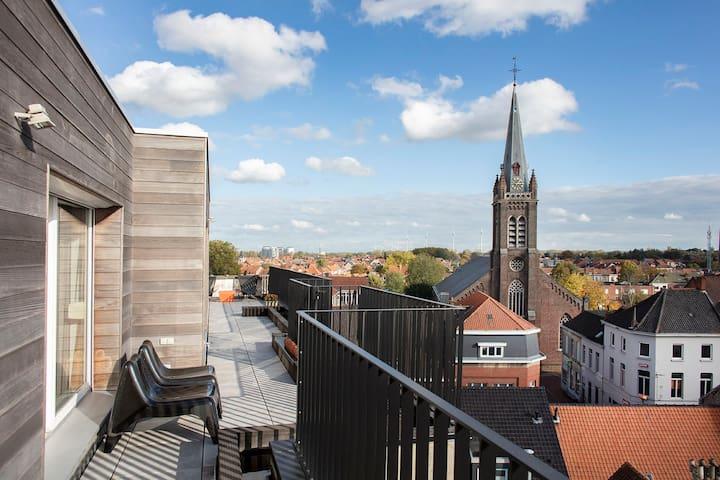 科特赖克(Kortrijk)的民宿