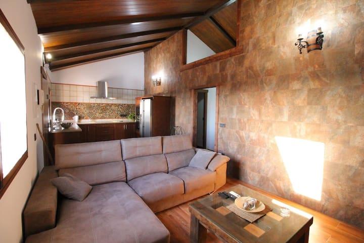 Casa rural Acogedora en  la Muela