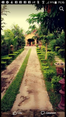 Rest house...a very serene and relaxing place