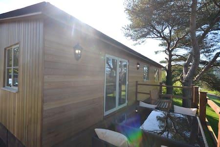 A beautiful cabin in beautiful surroundings