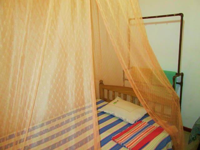 Triple room in Eco Villa-Sinharaja