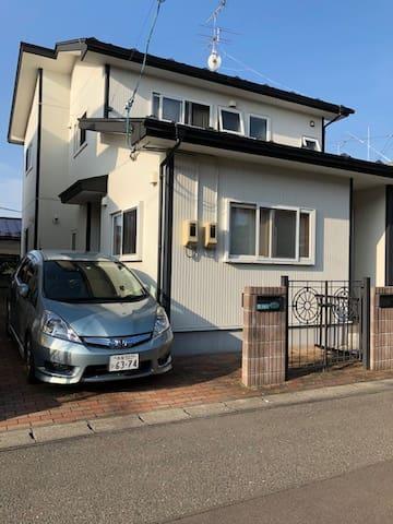 Izumi-ku, Sendai-shi的民宿