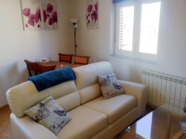 Apartamento Muralla (VISTA MURALLA+WIFI + PARKING)