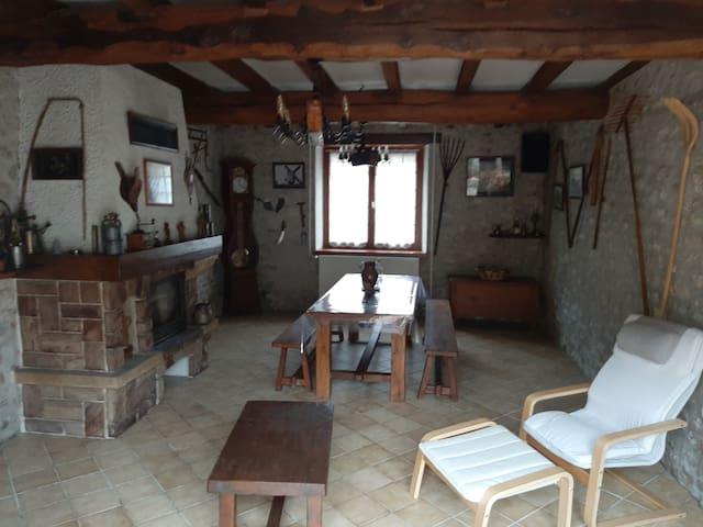 Eole-en-Beauce的民宿