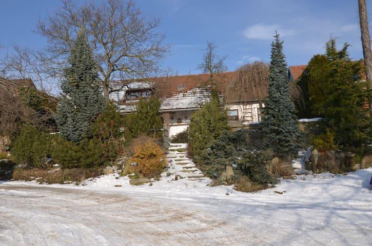Kralice nad Oslavou的民宿