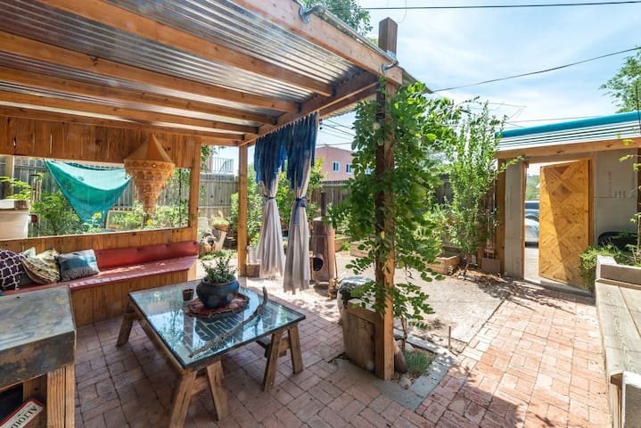 Downtown Oasis with Amazing outdoor living space.