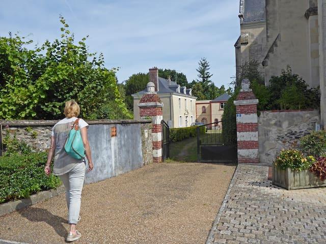 Saint-Martin-du-Limet的民宿