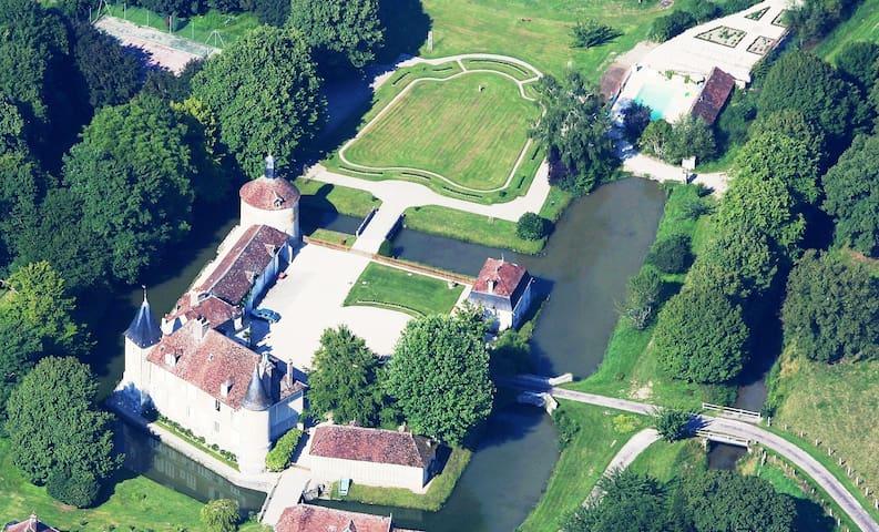 Rumilly-lès-Vaudes的民宿